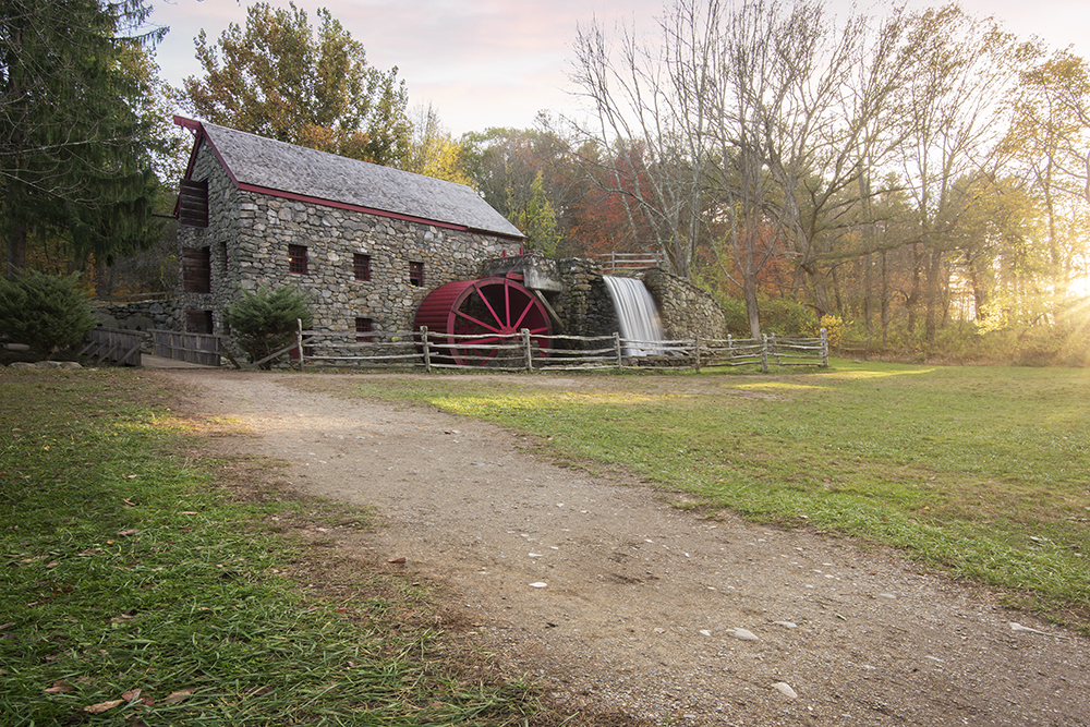 Wayside Inn Mill